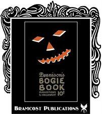 1922 Dennison's Bogie Book (Dennisons Halloween)