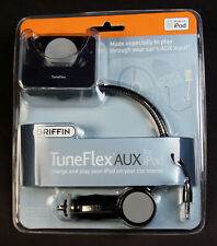 Griffin TuneFlex AUX w/Dock Connector for iPod
