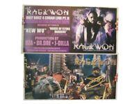 Chef Raekwon 2 Sided Poster Wu Tang WuTang