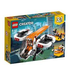 "LEGO® CREATOR  31071  "" Forschungsdrohne "", 3-in-1-Set, NEU & OVP"