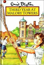 Third Year at Malory Towers by Blyton, Enid Hardback Book The Fast Free Shipping