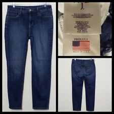 NJD Jeans Women's Measured 31x27 Tag Reads 4 High Grade Inv#F4312