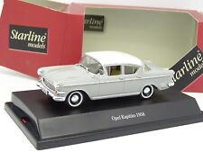 Starline 1/43 - Opel Kapitan 1958 Grise