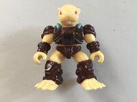 BATTLE BEASTS takara Eager Beaver #44 loose figure series 2 beast formers
