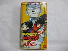 Dragon Ball Z Super Goku Den Kakusei Hen Super Famicom Japan Video Game SNES