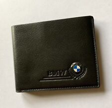 New BMW M Sport Men's Leather Wallet Perfect Gift Idea UK  Seller 🇬🇧