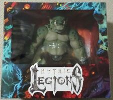 Four Horsemen Mythic Legions FOREST TROLL DELUXE FIGURE Covenant of Shadows MIB