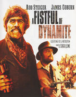 A fistful of dynamite James Coburn movie poster #3