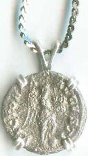 Silver Roman Denari (Coin) Emperor Severus Alexander Goddess Victory Nike AD231