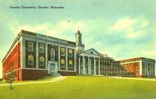 Omaha,NE. Omaha University 1942