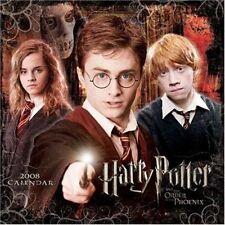 Harry Potter And The Order Of Phoenix 2008 Calendar/Emma Watson/Daniel Radcliffe
