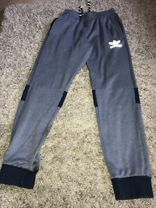 Adidas Mens Jogging Bottoms Size Small Slight Oil Mark On Leg As Shown