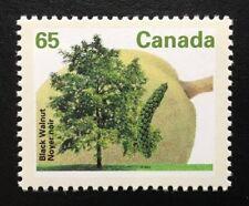 Canada #1367 CP MNH, Black Walnut Tree Definitive Stamp 1994