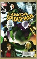 Amazing Spider-Man #646-2010 nm+ 9.6 STANDARD cover Marko Djurdjevic