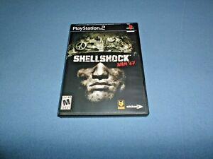 ShellShock: Nam '67 (Sony PlayStation 2, 2004) - PS2 - COMPLETE
