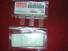 Yamaha TZ250 a 1990 X 2 ayudantes Reed. Genuine Yamaha. nuevo, B19F
