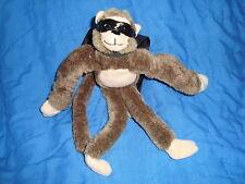 """Flying Screaming Monkey Slingshot Plush 2006 Playmaker Toys 10"""" long"""