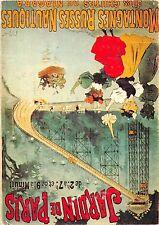 BF39794 jardin de paris montagnes russes nautiques chates   movie stars music