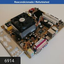 Motherboard ASUS	M2N-MX	Rev 1.06 AM2 DDR2 uATX + AMD Athlon 64 + 2GB + Chapa