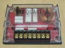 MB-QUART MusiComp 2-Way Speaker Crossover for Car Truck Van Boat RV Audio .