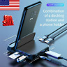 Type C to HDMI Dex Station Charging Dock SD TF Extension Hub For Samsung 2020