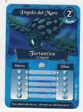 figurina - CARD GORMITI - SERIE 2 TARTANTICA