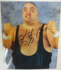 king kong bundy signed autographed color 8 x 10 photo