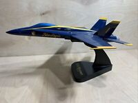 1/48 Scale F/A-18 Hornet Blue Angels Model & Stand