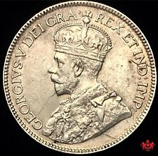 1919 Canada 25 Cents - EF/AU - Lot#1919