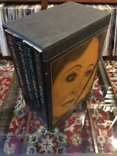 The Diary of Anaïs Nin anais Vol I - IV Box Set Paperback HBJ 1966 VG Feminism