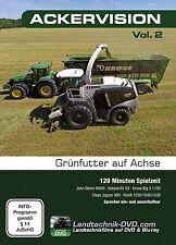 Ackervision Vol. 2 – Grünfutter auf Achse Traktor Fendt 1050 Landtechnik DVD