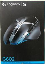 Logitech G602 Gaming Wireless Mouse with 250 Hour Battery Life