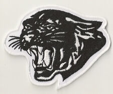 Ecusson panthère noire patche transfert thermocollant patch panther