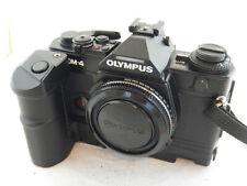 Olympus OM-4 35mm SLR Body + Winder Film Camera OM-System EXC Excellent