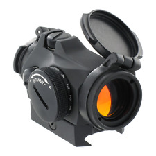 NEW Genuine Aimpoint Micro T-2 2 MOA Red Dot Sight w/ Standard Mount - 200170