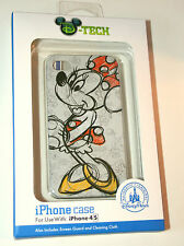 Disney Parks Minnie Mouse D-Tech Exclusive iphone Case 4 S Sealed New NOS