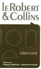 Le Robert & Collins poche allemand Le Robert   Harpercollins Occasion Livre