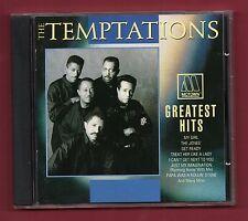 THE TEMPTATIONS - Greatest Hits (1992 20 trk CD) Eddie Kendricks, David Ruffin