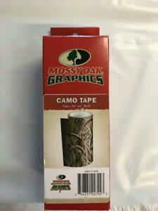 """Mossy Oak Graphics 14003-7-SGB Camouflage 6"""" x 7' Shadow Grass Blades Tape Roll"""