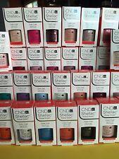 CND Shellac Gel Polish 0.25 oz - Pick Any Color Part 2