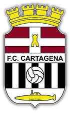 "FC Cartagena FC Spain Football Soccer Car Bumper Window Sticker Decal 4""X5"""