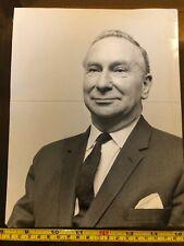 Tabloid Paper Original Press Photo 1972 Watford Magistrates Mr E.T. Warren