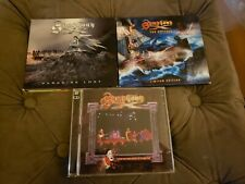 Symphony X 3 CD Lot Paradise Lot/The Odyssey/Live From The Edge