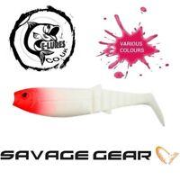 SAVAGE GEAR lb cannibal shad 12,5cm 22g 2 PCS Soft Fishing Lure   PIKE   PERC...