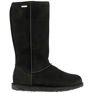 Emu Australia Womens Paterson Boot Black Size 7 #RJ515-960