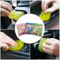 Magic Soft Sticky Schoon Lijm Slime Dust Dirt Cleaner Fav Soft Cleaning Car L9G5
