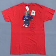 Rare Vintage Deadstock Ralph Lauren Polo Bear T-Shirt, Size M - Good Condition!