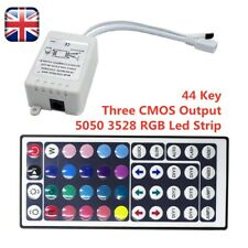 44 Key IR Remote Controller Box for SMD LED 5050 3528 Light lamp RGB Led Strip