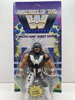 "NEW | Masters of the Universe WWE ""Macho Man"" Randy Savage 