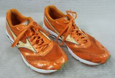 Mizuno Wave Idaten Men's Running Athletic Shoes Size 8 Orange 8KS-74001